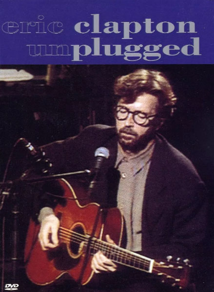 Dvd Eric Clapton Unplugged