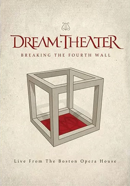 Dream Theater - Breaking The Fourth Wall - Dvd Duplo