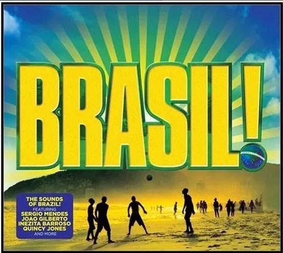 Cd Brasil 50 Hits The Ultimate Party Collection - 3 Cds