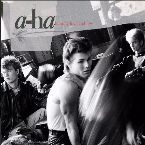 Cd A-ha Hunting High And Low